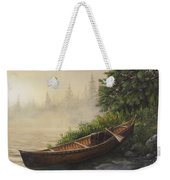 Morning Mist Weekender Tote Bag by Kim Lockman