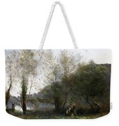 Morning On The Estuary. Ville D Avray Weekender Tote Bag