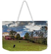 Morning On The Farm Four Weekender Tote Bag