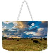 Morning On The Farm Two Weekender Tote Bag