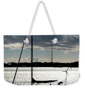 Morning Sail Weekender Tote Bag