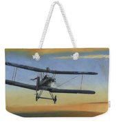 Morning Serenade Weekender Tote Bag