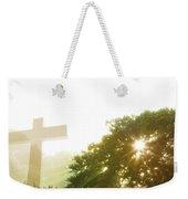 Morning Spirit Weekender Tote Bag by Les Cunliffe