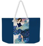 Morning Stretch Weekender Tote Bag