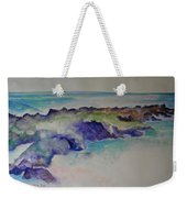 Morning Surf Weekender Tote Bag