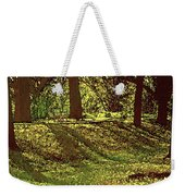 Morning Tranquility Weekender Tote Bag
