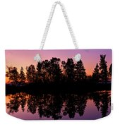 Morning  Weekender Tote Bag
