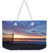 Morning With The Birds Weekender Tote Bag