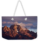 Morning's First Rays Weekender Tote Bag