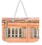 Moroccan Building Weekender Tote Bag