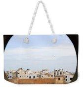 Moroccan View Weekender Tote Bag
