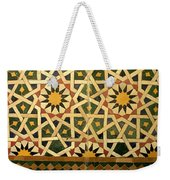 Moroccan Water Fountain Weekender Tote Bag by Ralph A  Ledergerber-Photography
