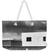 Morrison Cloud Bw Palm Springs Weekender Tote Bag