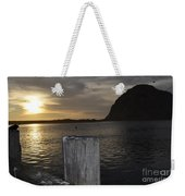 Morro Bay - California Weekender Tote Bag