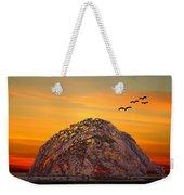 Morro Rock 3007 Weekender Tote Bag