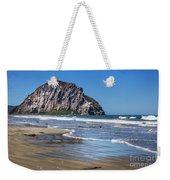 Morro Rock Weekender Tote Bag