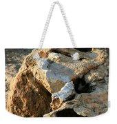 Morro Rock Nesting Weekender Tote Bag