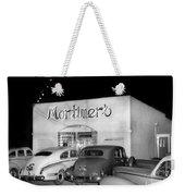 Mortimers Dining  Dancing Marina California  Circa 1948 Weekender Tote Bag