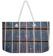 Mosaic Alamo In Glass Weekender Tote Bag