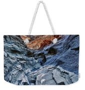 Mosaic Canyon In Death Valley Weekender Tote Bag