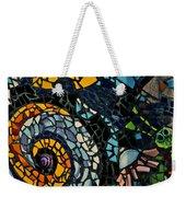 Mosaic Pattern On Wall Weekender Tote Bag