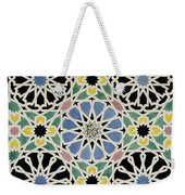 Mosaic Pavement In The Dressing Room Of The Sultana Weekender Tote Bag