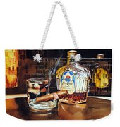 Mosaic Reflections Weekender Tote Bag by Spencer Meagher