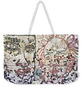 Mosaic Tiles On South Street Weekender Tote Bag
