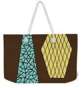 Mosaics 1 Weekender Tote Bag