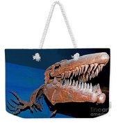 Mosasaur Tylosaurus Proiger Weekender Tote Bag
