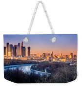 Moscow City Weekender Tote Bag