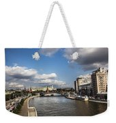 Moscow River - Russia Weekender Tote Bag