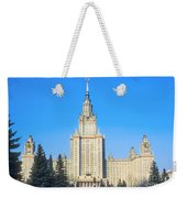 Moscow State University Weekender Tote Bag