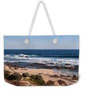 Moses Rock Beach 01 Weekender Tote Bag