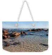 Moses Rock Beach 04 Weekender Tote Bag