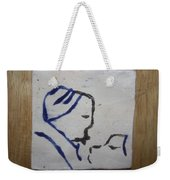 Moses - Tile Weekender Tote Bag