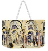 Mosque At Cordoba, From Sketches Weekender Tote Bag