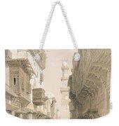 Mosque El Mooristan, Cairo, From Egypt Weekender Tote Bag