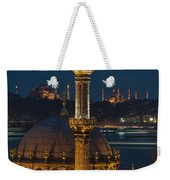 Mosques In Istanbul Weekender Tote Bag