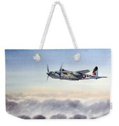Mosquito Aircraft Weekender Tote Bag
