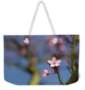 Moss And Blossoms Weekender Tote Bag