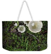 Moss And Fungi Weekender Tote Bag
