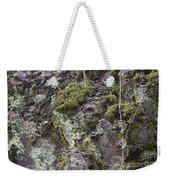Moss And Lichen Weekender Tote Bag