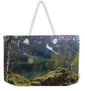 Moss And Sushine Weekender Tote Bag