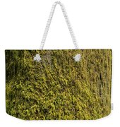Moss Covered Tree Olympic National Park Weekender Tote Bag