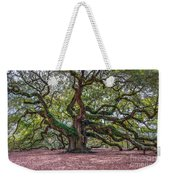 Moss Draped Limbs Weekender Tote Bag