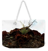 Moss In Fungus Weekender Tote Bag