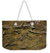 Moss On Rock Weekender Tote Bag