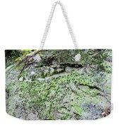 Moss Rock Weekender Tote Bag