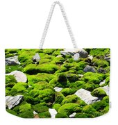 Mosscape Weekender Tote Bag